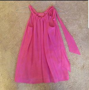 Banana Republic Pink Dressy Sleeveless Top